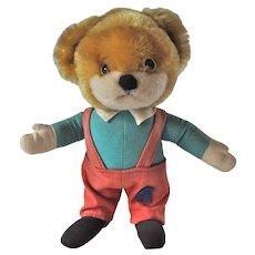 Rare Merrythought Twisty Bear 1966,
