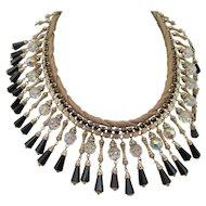 Vintage Alice Caviness Bib Necklace