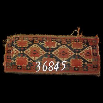 Russian Handmade Bassir Rug, Approx. 1'-4X3'-5