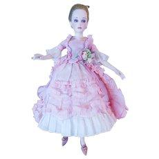 R John Wright felt doll