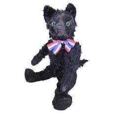 Rare Farnell Teddy cat circa 1920.
