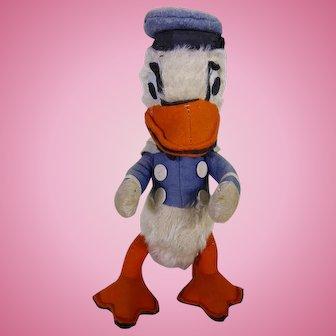 Deans rag book Donald Duck circa 1950's