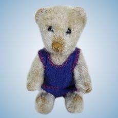 Miniature Schuco bear circa 1930's