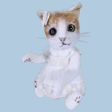Burlington Bearties cat