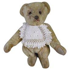 Rare Moritz papa baby bear circa 1930.