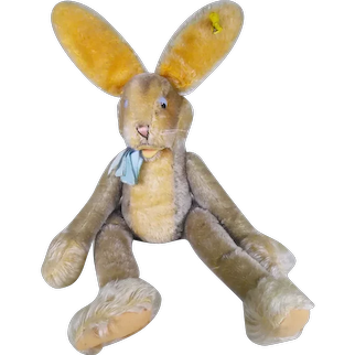Steiff Lulac rabbit 1950's.