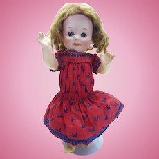 Armand Armand Marseilles 323 Googly eyed doll.
