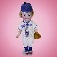 Rare Kestner Googly doll 221.