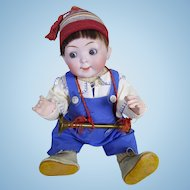 Hertel Schwarb Googly doll.