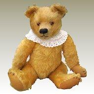 18 inch Farnell Bear 1930s