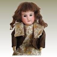 7 inch fully jointed French market doll
