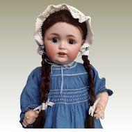 Kestner 260 Character toddler girl doll