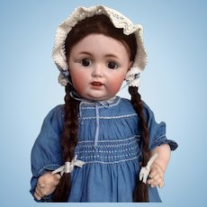 Kestner 260 Character toddler girl doll