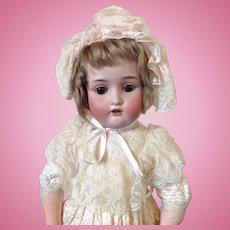 Catterfelder Puppenfabrik 264 bisque head child doll