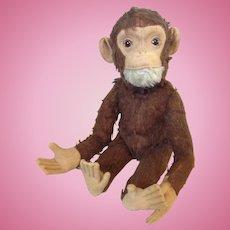 Schuco yes/no Chimpanzee c.1950s