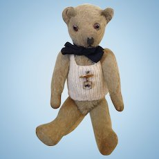 Adorable 1930s British Teddy  Bear