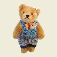 Small 1950's Steiff Bear with ID