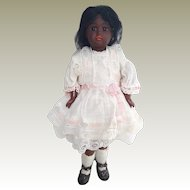 Pretty Black Bahr & Proschild Doll 277 DEP