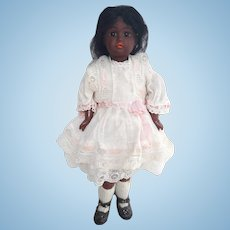 Pretty Black Bahr & Proschild Doll 277 DEP