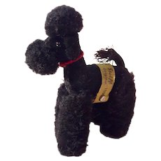 Steiff Wollen Poodle complete with ID 6cm