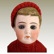 American Schoolboy Poppy Doll