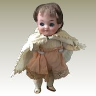 Googly doll made by Strobel and Wilkin 7 inch