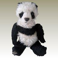 1930'S Merrythought Panda  Registered  Design