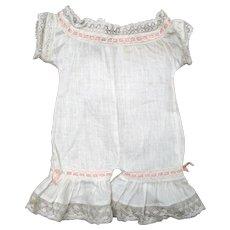 Antique Dolls Combinations Undergarment