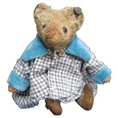 5 inch Steiff bear with button c.1920/30