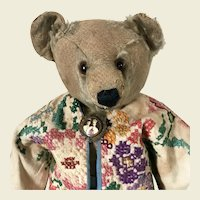 16 inch Steiff Bear with character c.1920's/30's