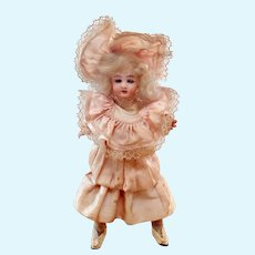 Automata wind up doll German - Working