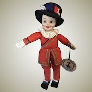 Nora Wellings Mascot Beefeater 8.5 inches with tag