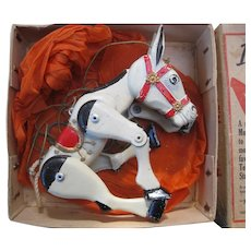 Muffin the Mule Diecast  puppet in its original box
