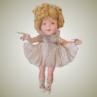 Shirley Temple  by Ideal rare 11 inches