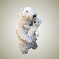 Ivy and Brumas Deans Polar Bears