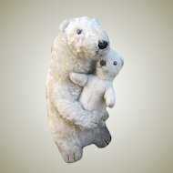 Ivy and Brumas Deans Polar Bears