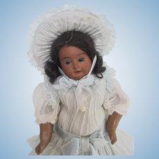 Armand Marseille 1894 Mulatto girl doll