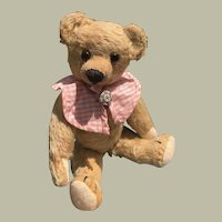 Chad Valley Bear 1930's with button