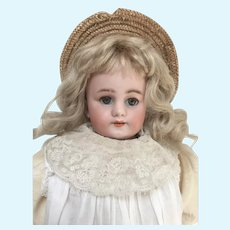 "Early 16"" Simon and Halbig Kid bodied doll"