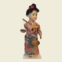 Oriental doll - Made by Bruno Schmitt
