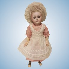 Simon and Halbig for Franz Schmidt 8.5 inch doll