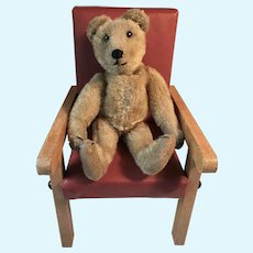 Early American Ideal Bear 10 inches
