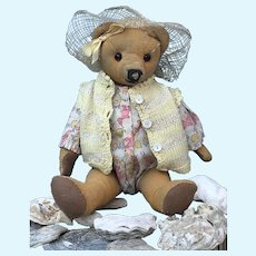 12 inch 1930's Chad Valley Bear