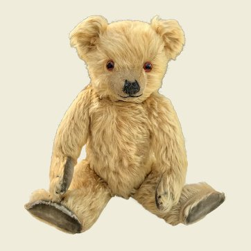 1930's Chiltern bear 16 inches