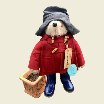 Gabrielle Designs Paddington Bear