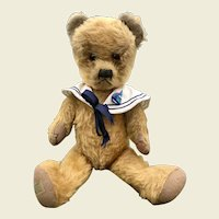 Pixie Toys bear with label