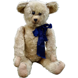 Early German humped back teddy bear c.1910
