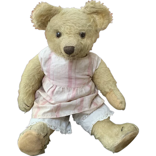 1930's Chad Valley bear 16 inches tall