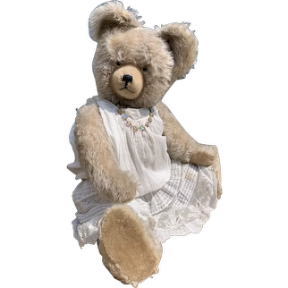 German Teddy Bear made by Diem