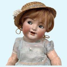 Kammer and Reinhardt 126 flirty eyed doll